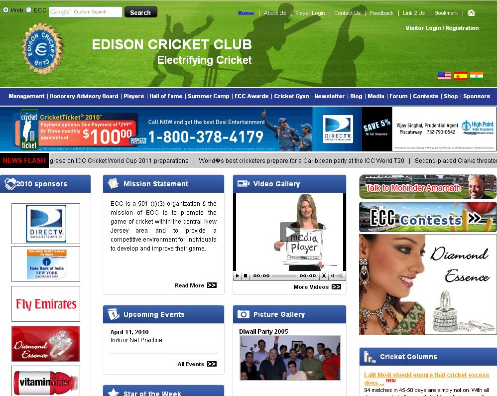 FL SWAIR Branding :: Portfolio - Website Design